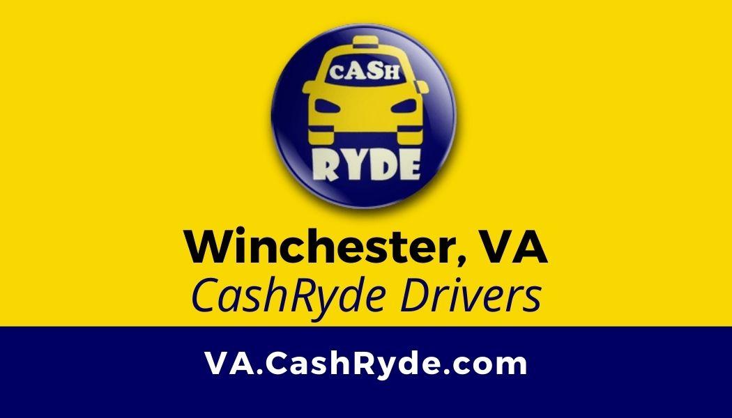 Drivers On-Demand in Winchester, VA
