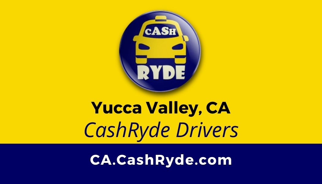 Drivers On-Demand in Yucca Valley, CA