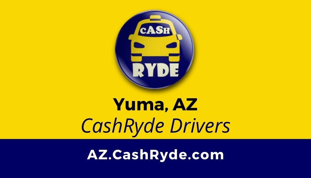 Drivers On-Demand in Yuma, AZ